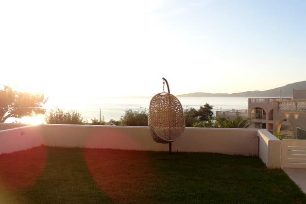 Les suites avec jardin et piscine privés