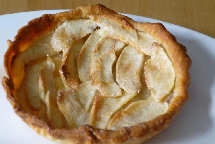 Tartelettes aux pommes 100% maison