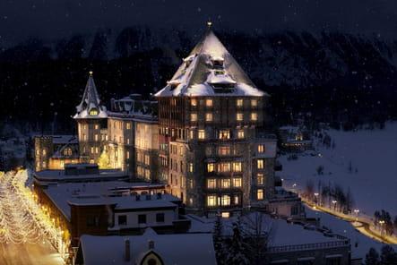 Hôtel***** Badrutts Palace