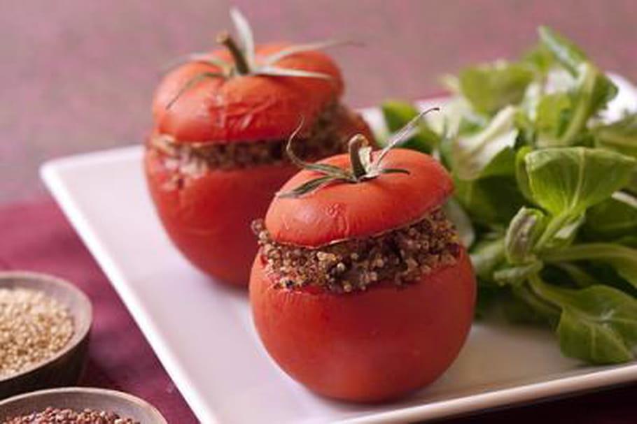 Comment retirer eau tomates farcies