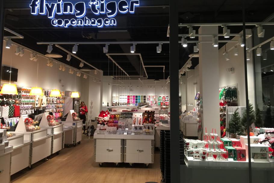 Flying Tiger Copenhagen ouvre sa boutique à Paris