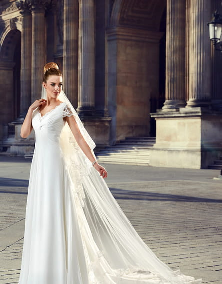 Robe de mariée Cassini, Pronuptia
