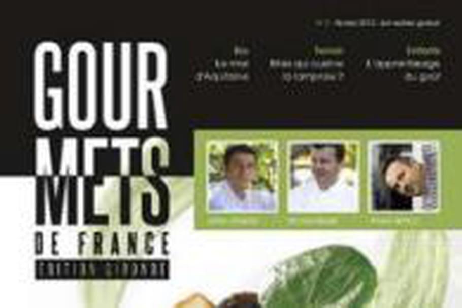 Gourmets de France : la Gironde a son magazine culinaire gratuit