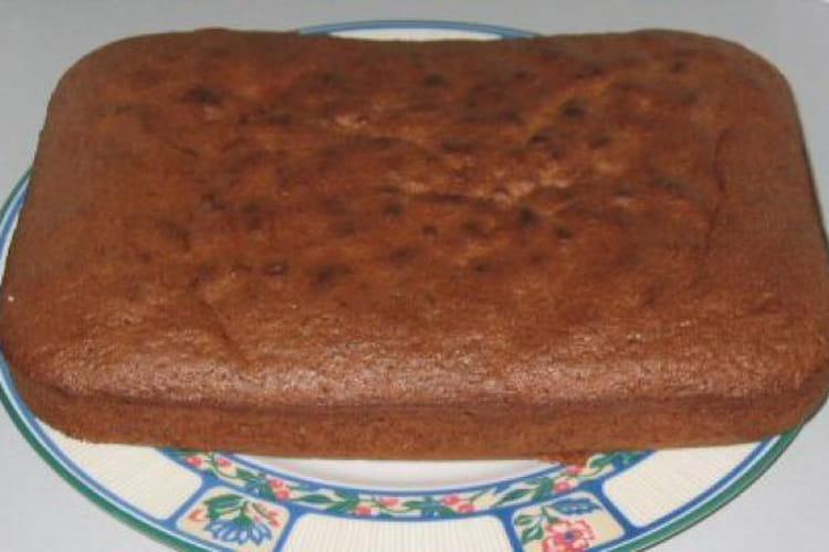 Gâteau chocolat noix de Pécan allégé