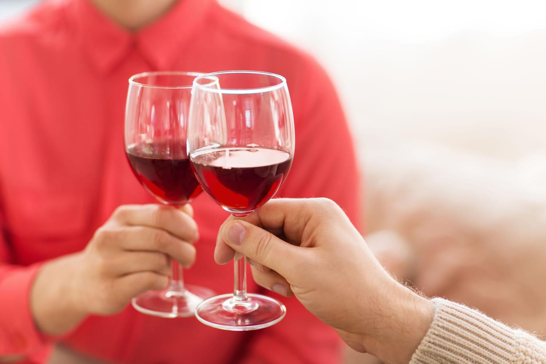 La région de France où on boit le plus d'alcool est...