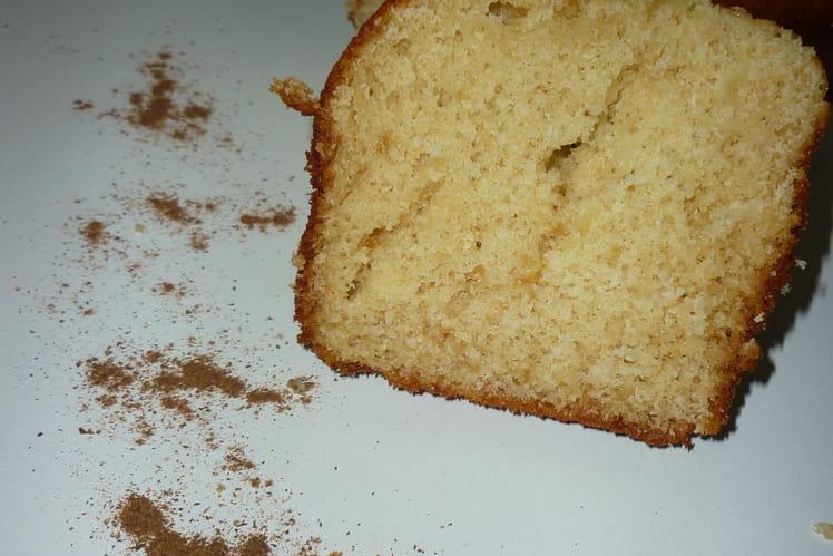 Gâteau quatre épices