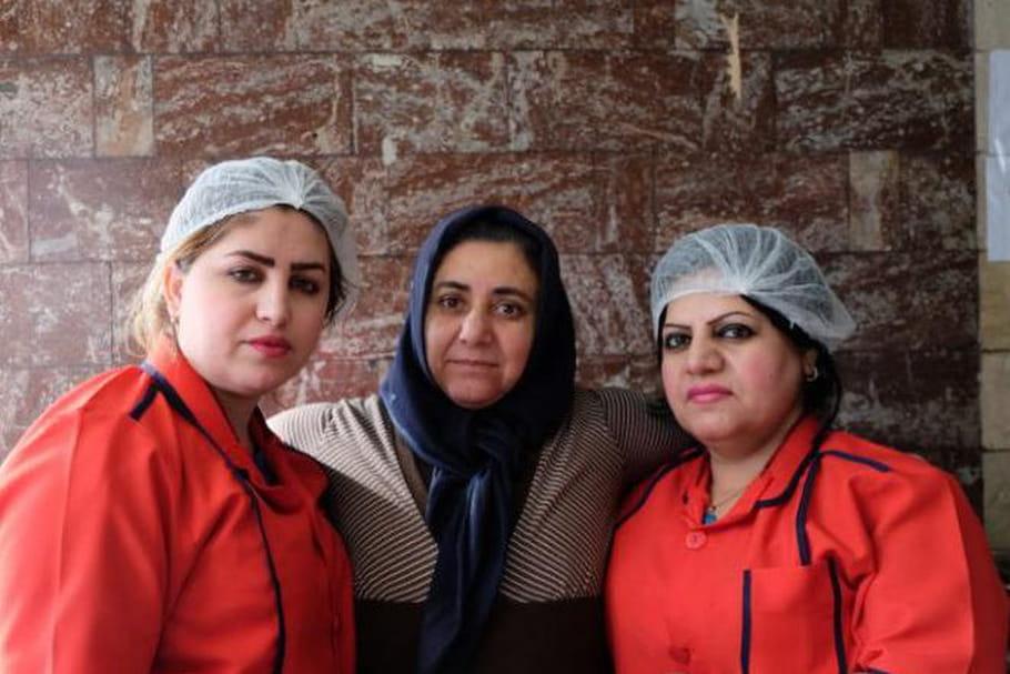 Irak : elles défient les traditions en ouvrant un restaurant