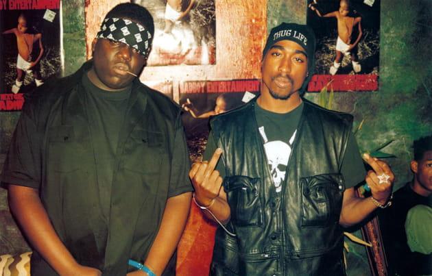 Notorious B.I.G. et Tupac Shakur: la mort a triomphé