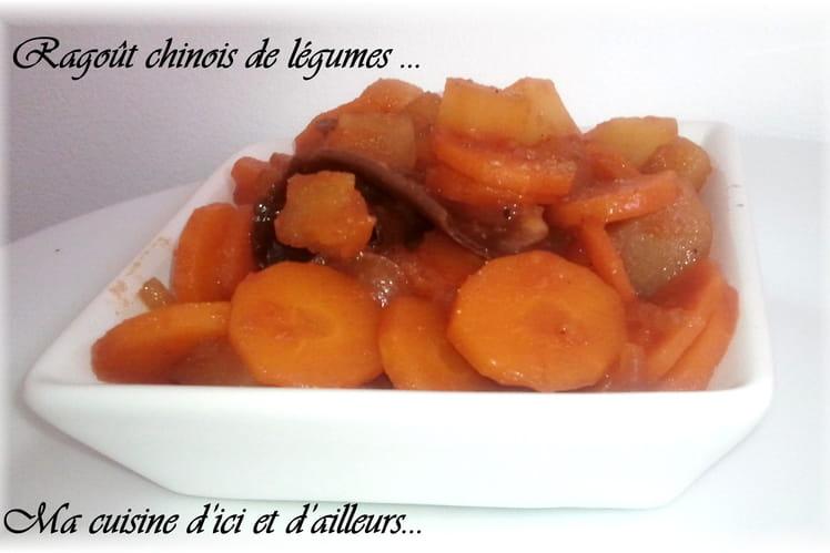 Ragoût chinois de légumes