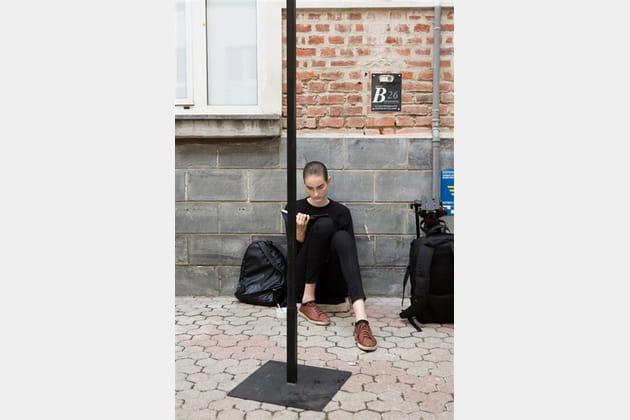 Mila Schon (Backstage) - Printemps-été 2017