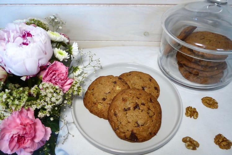 Cookies aux noix sans gluten et sans lactose