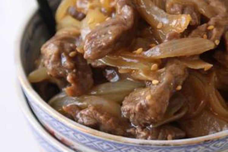 Boeuf aux oignons chinois