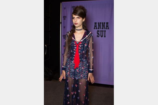 Anna Sui (Backstage) - photo 10