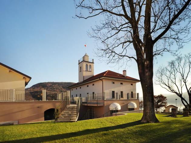 La ferme design d'Alberto Alessi