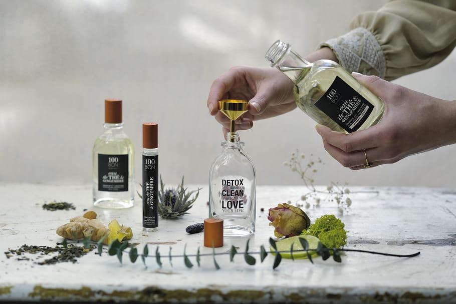 100BON, une nouvelle parfumerie naturelle
