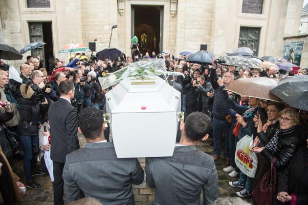 Les obsèques de Dick Rivers et les images de la semaine... [PHOTOS]