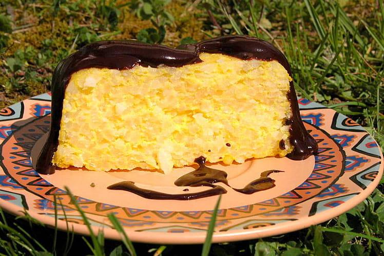 Gâteau de riz créole