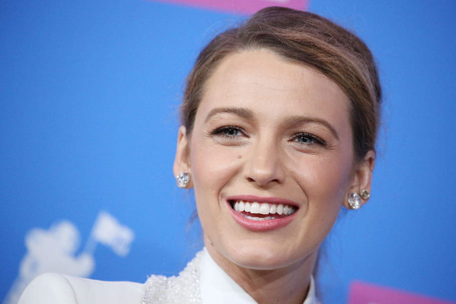 Blake Lively : son beauty-look authentique et naturel