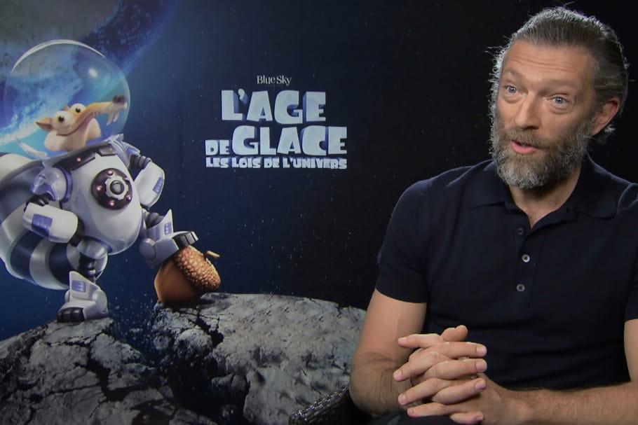 L'Âge de Glace 5 : Elie Semoun, Vincent Cassel et Gérard Lanvin parlent de leurs personnages