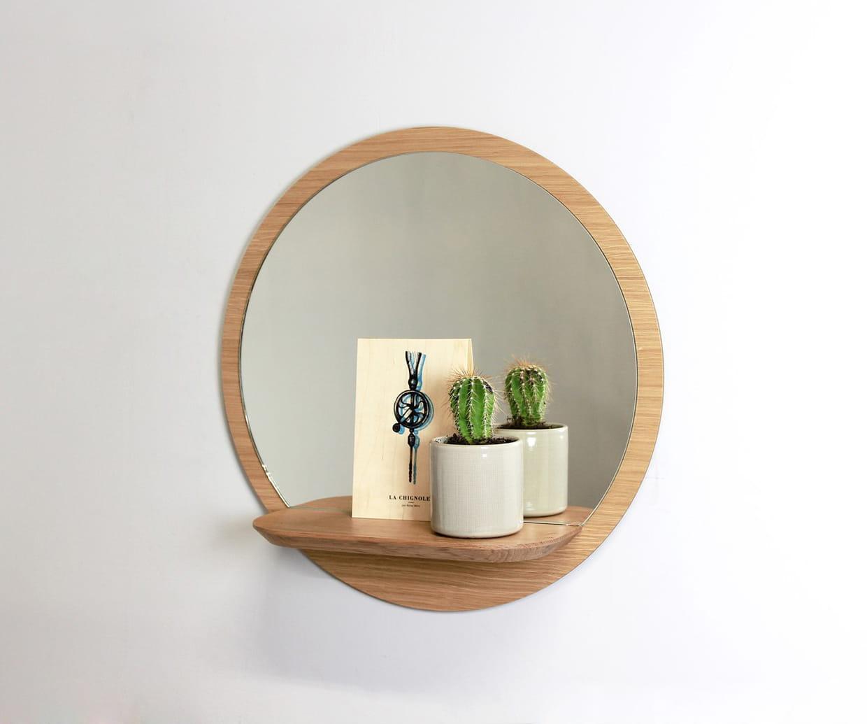 miroir sunrise de camif. Black Bedroom Furniture Sets. Home Design Ideas