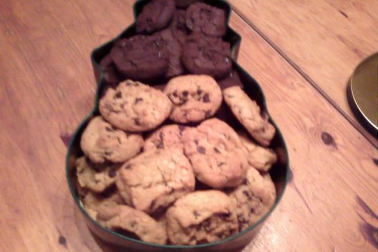 Cookies à la cassonade