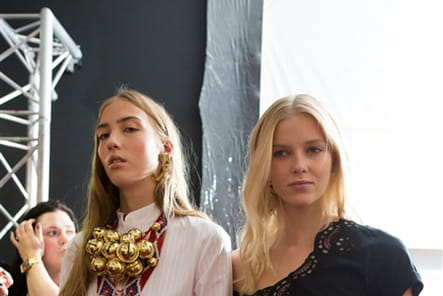Alexis Mabille (Backstage) - photo 21