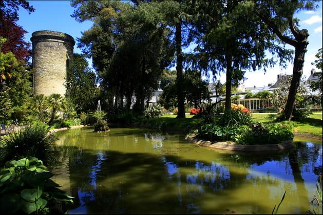 Un parc class jardin remarquable for Jardin remarquable