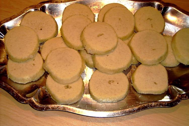 Petits biscuits au sucre