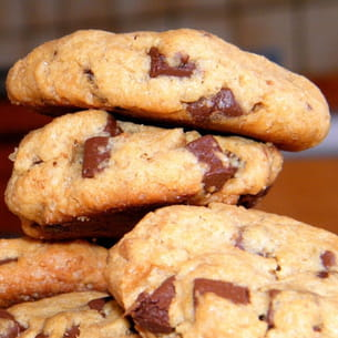 cookie chocolat crunchy !