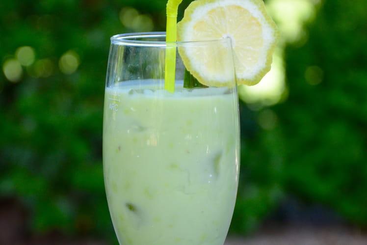 Milk shake à l'avocat - Avocado juice