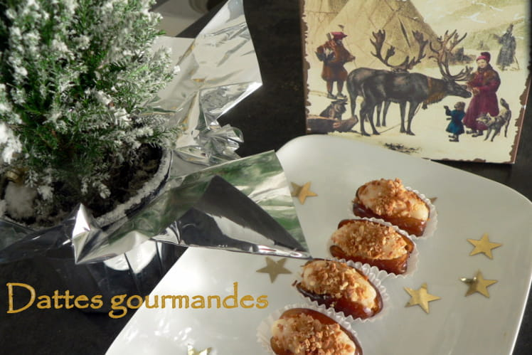 Dattes gourmandes