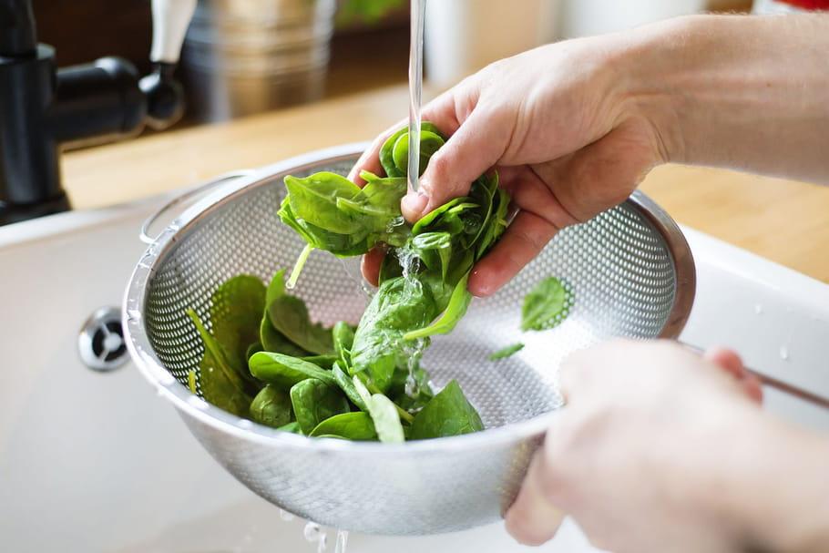 Comment conserver de la salade?