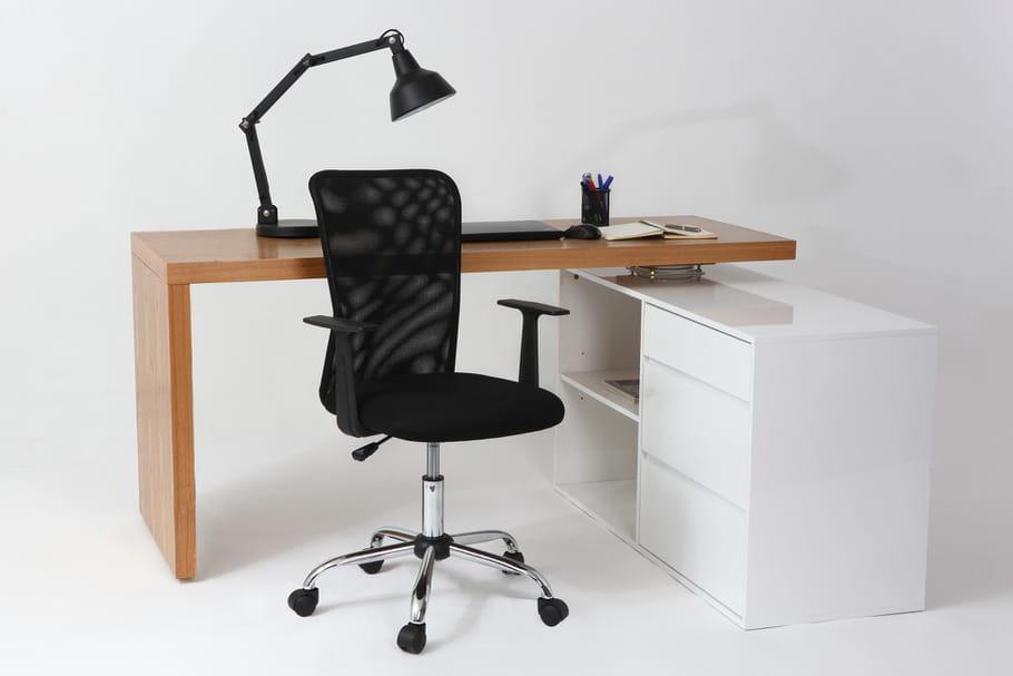 Idée déco conseils pour créer un coin bureau dans la chambre