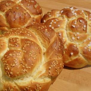pain doux au lait ribot et miel