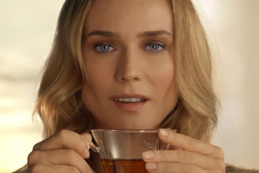 Diane Kruger: thé-licieuse égérie SPECIAL.T