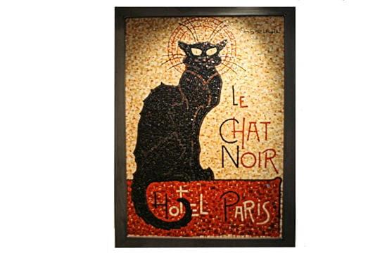 Le symbole du Chat Noir