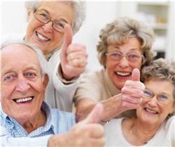 les fractures à un âge avancé peuvent être le début d'une perte d'autonomie.