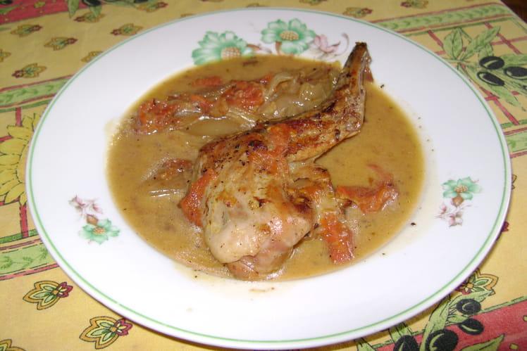 Recette de lapin tante germaine la recette facile - Recette de lapin facile ...