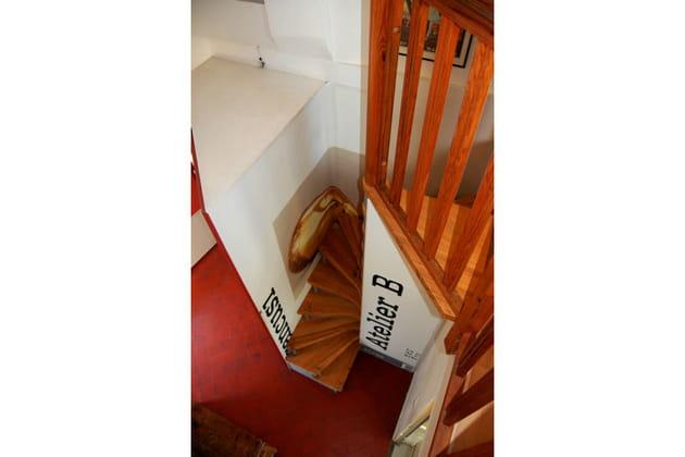 Escalier créatif
