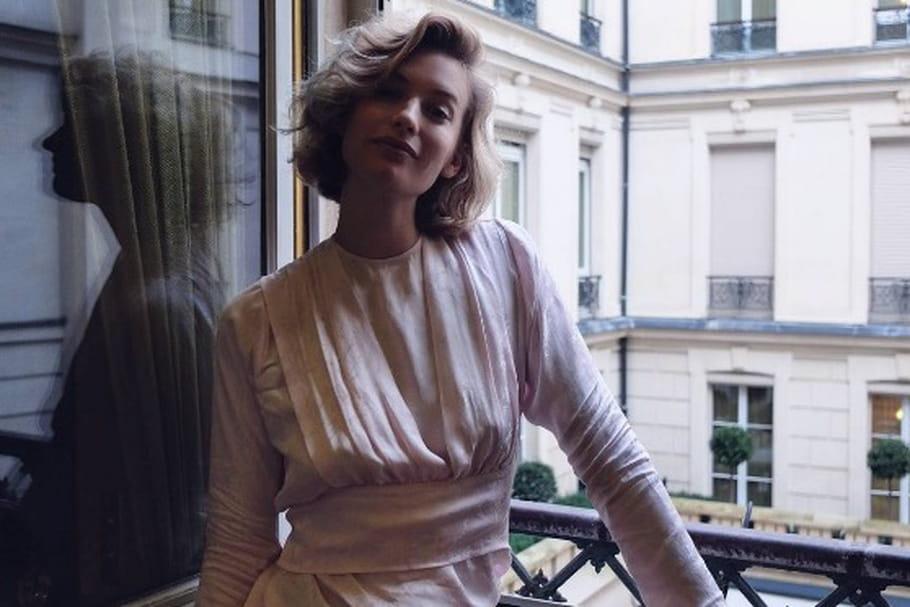 Le look blogueuse de la semaine: Zanita Whittington ou la coolitude chic à Paris