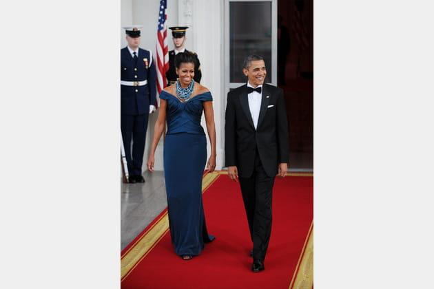 Michelle Obama le 14mars 2014
