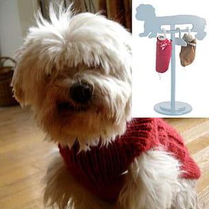 voilà un beau porte-manteau pour les pulls de lulu !