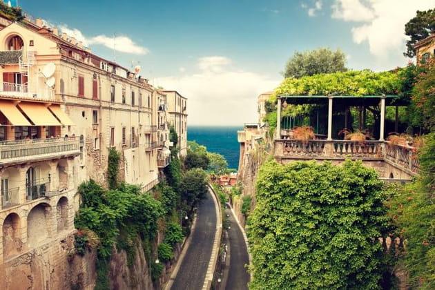 1- L'Italie: destination privilégiée pour voyager seule