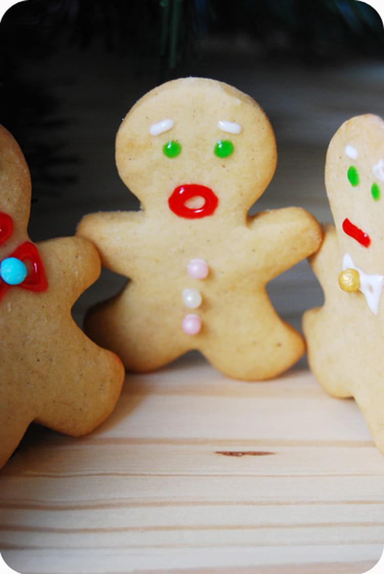 Recette De Petits Biscuits De Noel