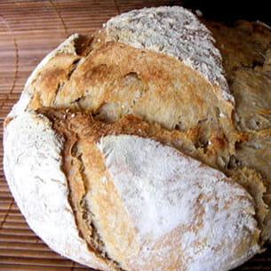pain de campagne au levain déshydraté