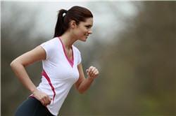 activité physique et régime.