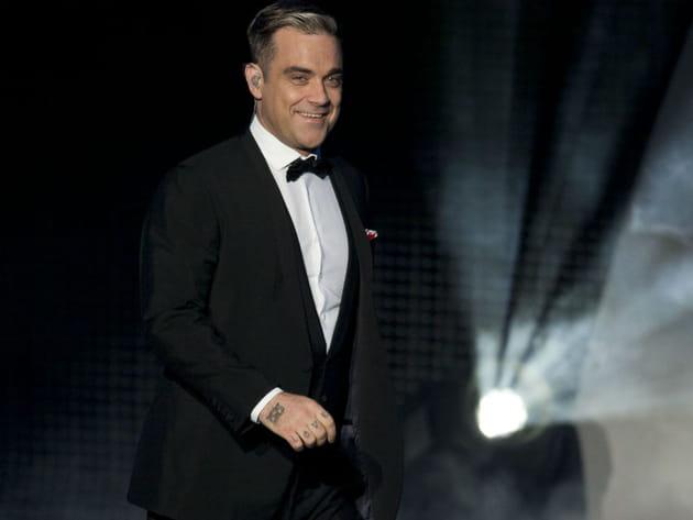 20. Robbie Williams