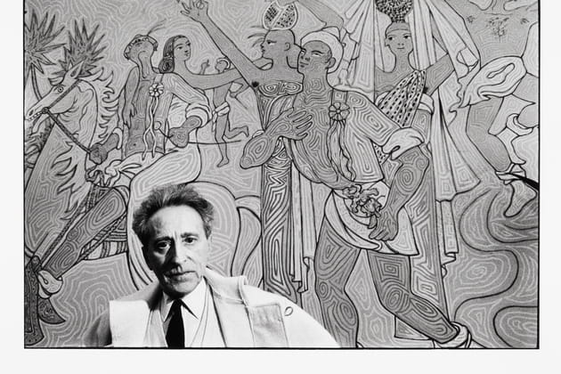 Jean Cocteau, 1958