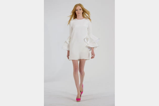 La robe courte Houghton