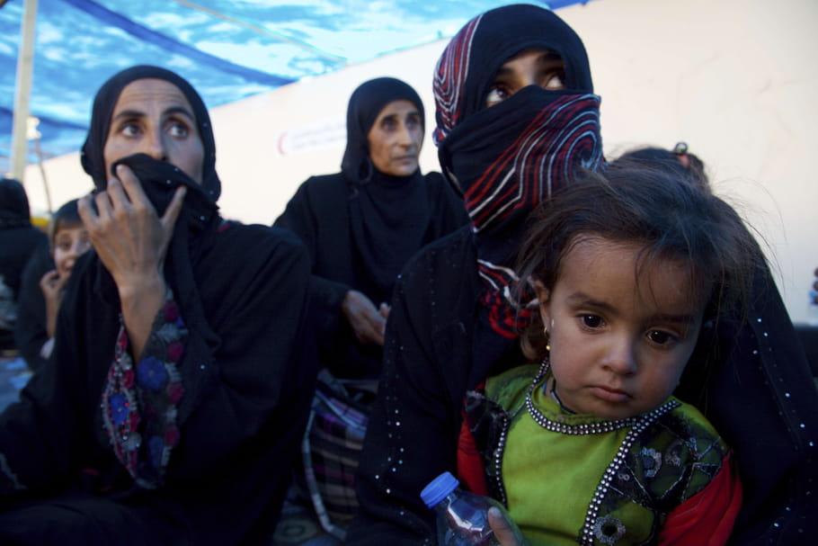 En Irak, les femmes pourraient se marier dès l'âge de 9ans